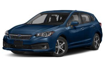 2021 Subaru Impreza - Dark Blue Pearl