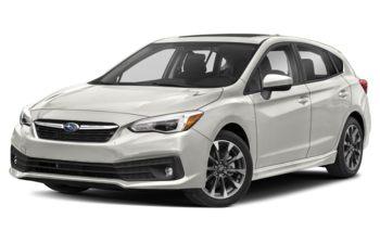 2021 Subaru Impreza - Crystal White Pearl