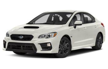 2021 Subaru WRX - Crystal White Pearl
