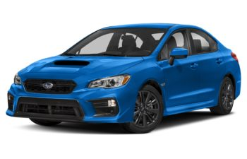 2021 Subaru WRX - World Rally Blue Pearl