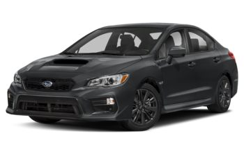 2021 Subaru WRX - Magnetite Grey Metallic