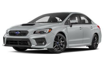 2021 Subaru WRX - Ice Silver Metallic