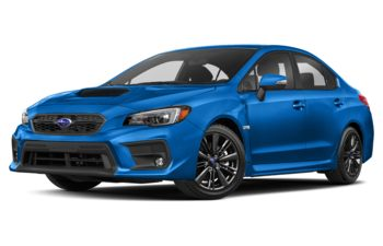 2021 Subaru WRX - World Rally Blue Pearl
