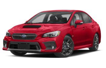 2021 Subaru WRX - Pure Red