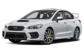 2021 Subaru WRX STI - Ice Silver Metallic