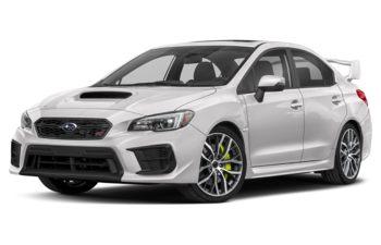 2021 Subaru WRX STI - Crystal White Pearl