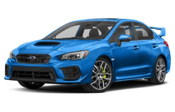 2021 Subaru WRX STI - World Rally Blue Pearl