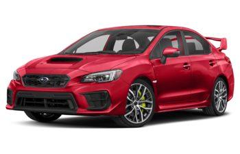 2021 Subaru WRX STI - Pure Red