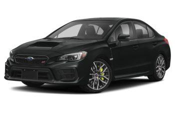 2021 Subaru WRX STI - Crystal Black Silica