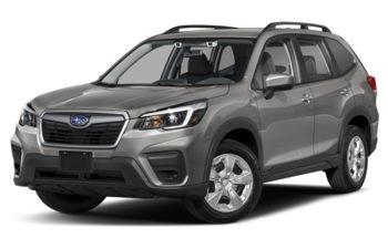 2020 Subaru Forester - Sepia Bronze Metallic