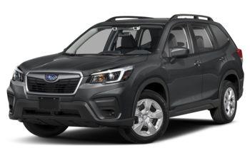2021 Subaru Forester - Magnetite Grey Metallic