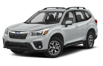 2021 Subaru Forester - Ice Silver Metallic