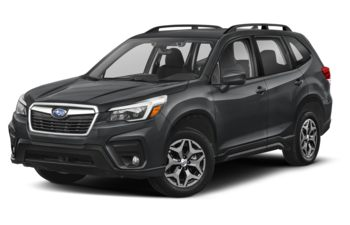 2021 Subaru Forester - Magnetite Grey Metallic
