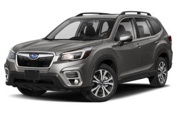 2021 Subaru Forester - Sepia Bronze Metallic