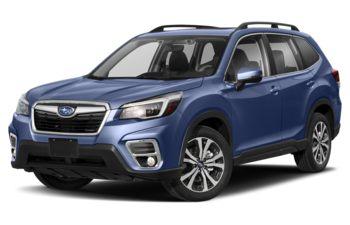 2021 Subaru Forester - Horizon Blue Pearl