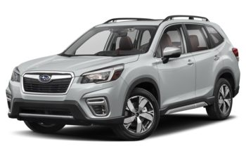 2020 Subaru Forester - Ice Silver Metallic