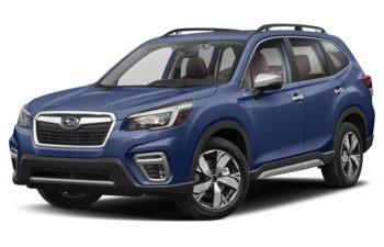 2020 Subaru Forester - Horizon Blue Pearl