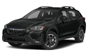 2021 Subaru Crosstrek - Crystal Black Silica
