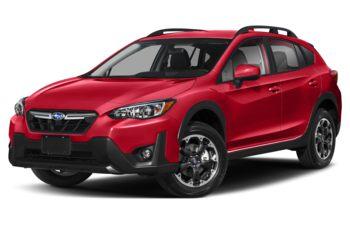 2021 Subaru Crosstrek - Pure Red