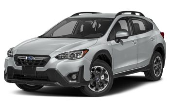 2021 Subaru Crosstrek - Ice Silver Metallic