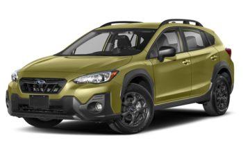 2021 Subaru Crosstrek - Plasma Yellow Pearl