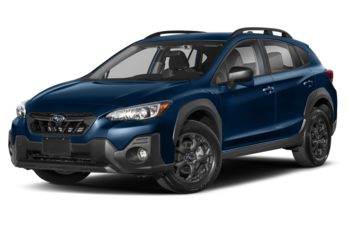 2021 Subaru Crosstrek - Dark Blue Pearl