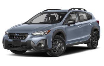 2021 Subaru Crosstrek - Cool Grey Khaki