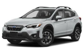2021 Subaru Crosstrek - Crystal White Pearl