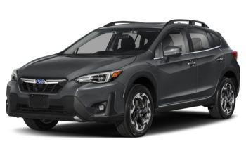 2021 Subaru Crosstrek - Magnetite Grey Metallic