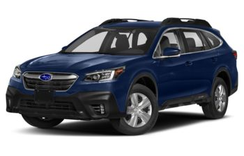 2021 Subaru Outback - Abyss Blue Pearl