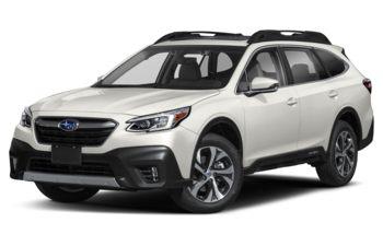 2021 Subaru Outback - Ice Silver Metallic