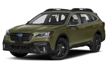 2021 Subaru Outback - Autumn Green Metallic