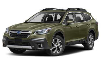 2021 Subaru Outback - Autumn Green Metallic