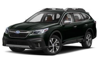 2021 Subaru Outback - Crystal Black Silica