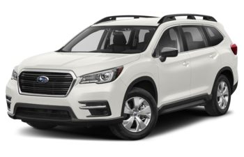 2020 Subaru Ascent - Crystal White Pearl