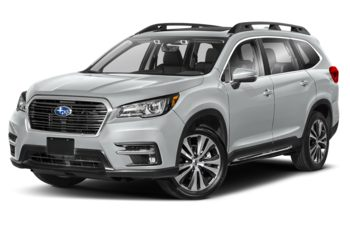 2021 Subaru Ascent - Ice Silver Metallic