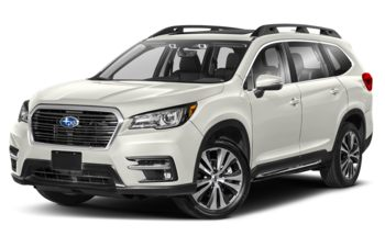 2021 Subaru Ascent - Crystal White Pearl