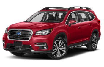 2021 Subaru Ascent - Crimson Red Pearl