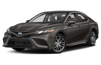 2021 Toyota Camry Hybrid - Pre-Dawn Grey Mica