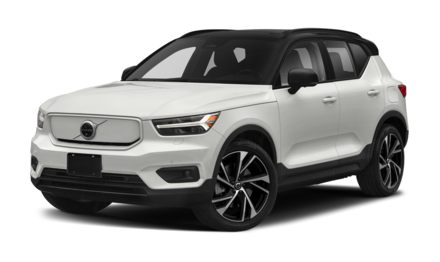2021 Volvo XC40 Recharge Pure Electric P8 R-Design