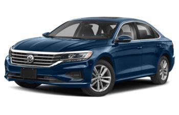 2021 Volkswagen Passat - Tourmaline Blue Metallic