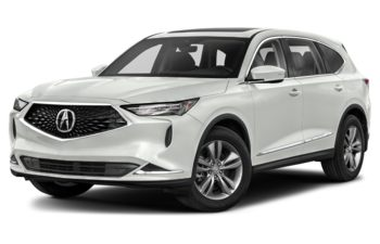 2022 Acura MDX - Platinum White Pearl