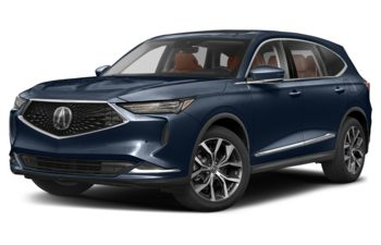 2022 Acura MDX - Obsidian Blue Pearl