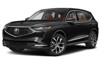 2022 Acura MDX - Majestic Black Pearl