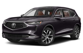 2022 Acura MDX - Phantom Violet Pearl