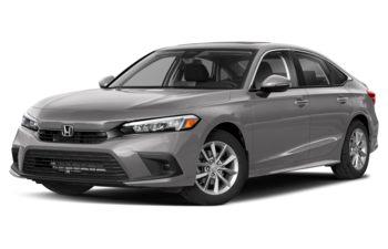 2022 Honda Civic - Lunar Silver Metallic