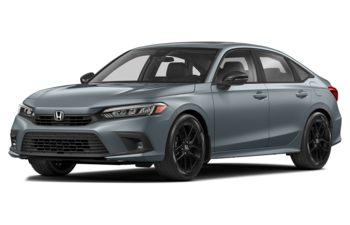 2022 Honda Civic - Sonic Grey Pearl