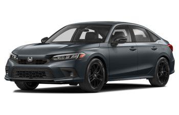 2022 Honda Civic - Meteoroid Grey Metallic