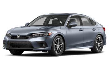 2022 Honda Civic - Morning Mist Metallic
