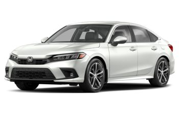 2022 Honda Civic - Platinum White Pearl